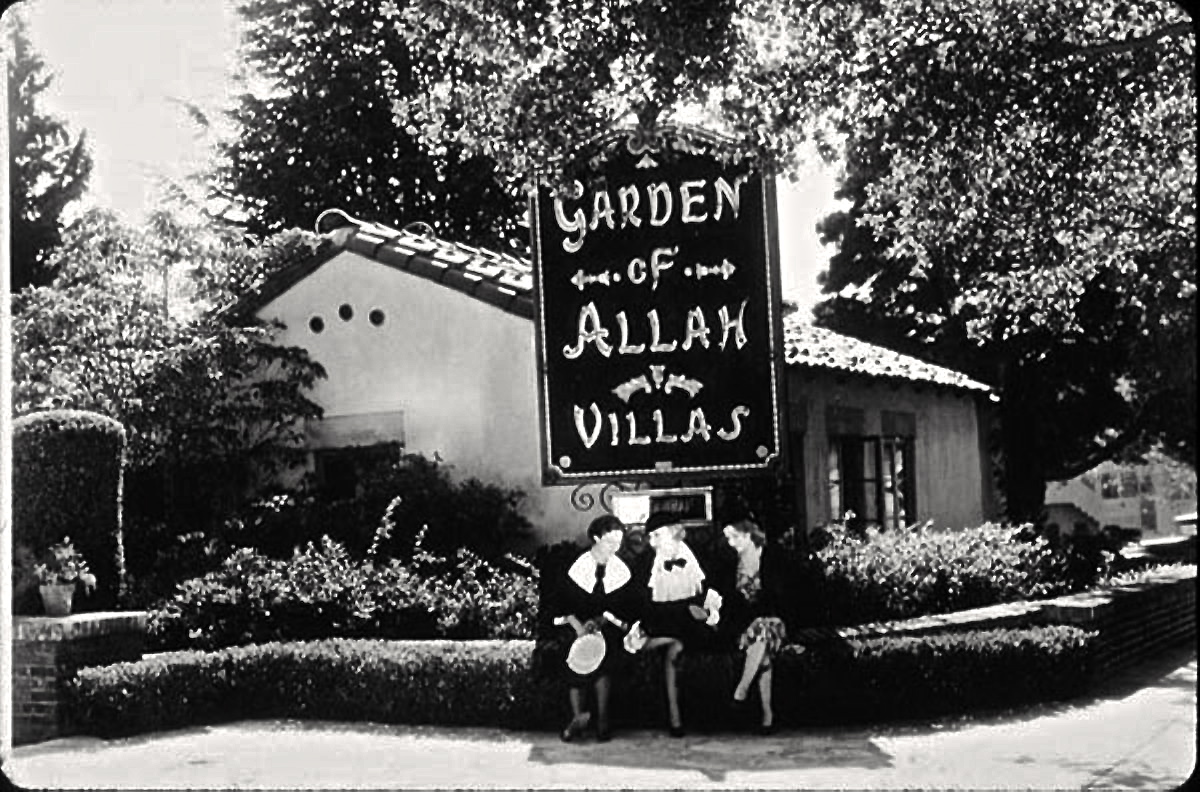 the garden of allah novels during hollywood s golden years by martin turnbull beguiling