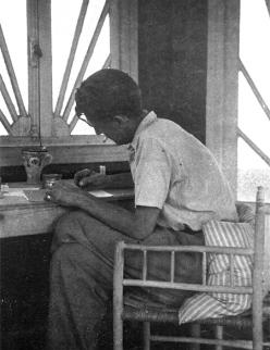 George Orwell Marrakech 1939