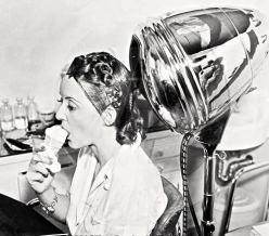 bette davis hair dryer