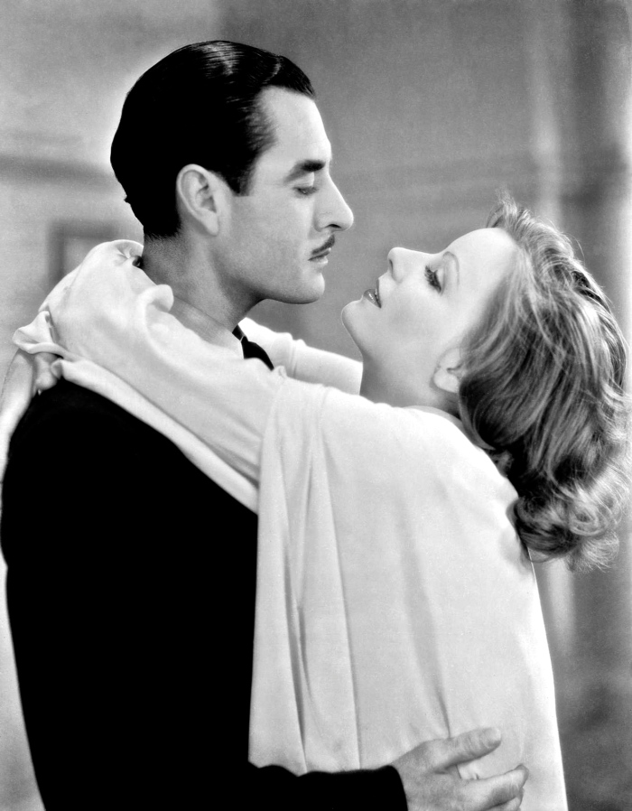 Garbo and Gilber A Woman of Affairs