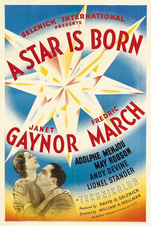 Poster - A Star is Born (1937)_03