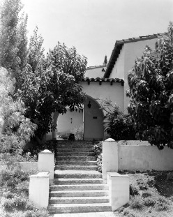 Clark Gable's house Beverly Hills