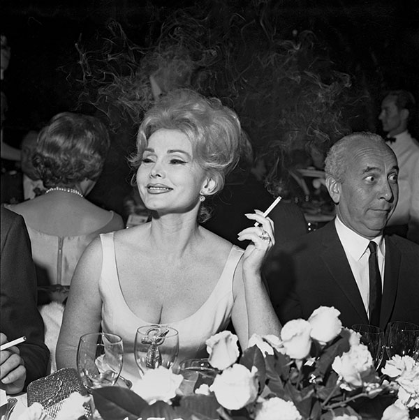Zsa Zsa Gabor Quotes: What Would Audrey Do? Well, According To Zsa Zsa