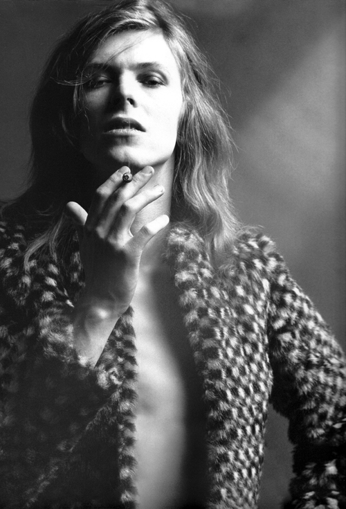 david bowie by brian ward