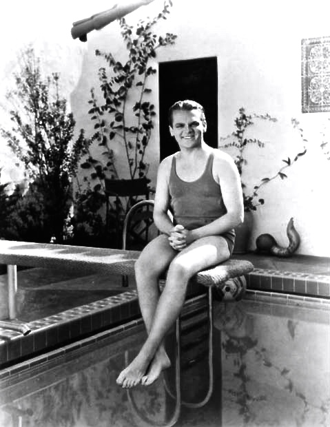 James-Cagney-swimming-pool