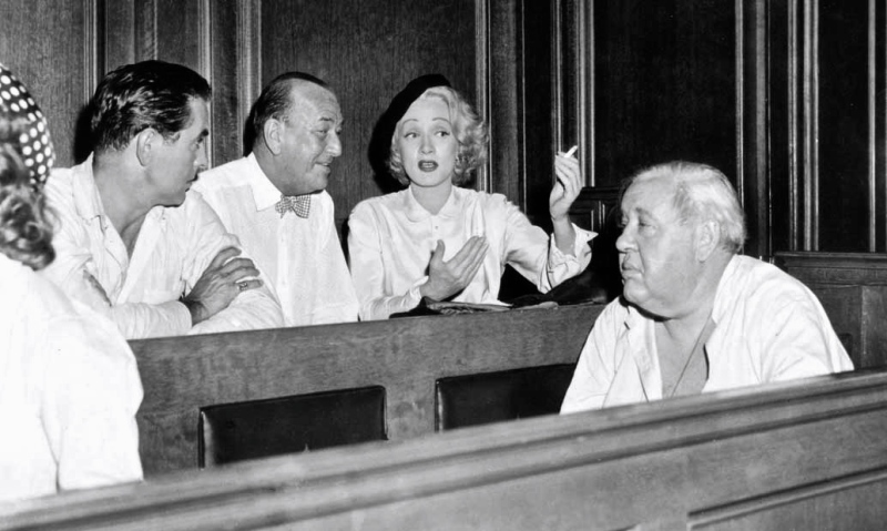 Tyrone-Power-Noel-Coward-Marlene-Dietrich-Charles-Laughton-Witness-Prosecution