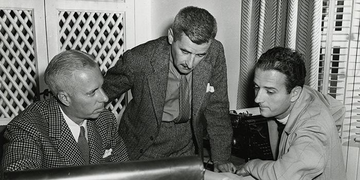 William-Faulkner-Hollywood-Odyssey-photos-Howard-Hawks-Steve-Fisher-700