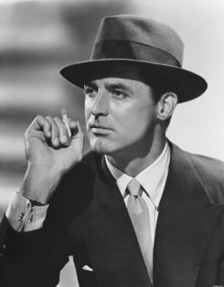 Cary In A Trilby