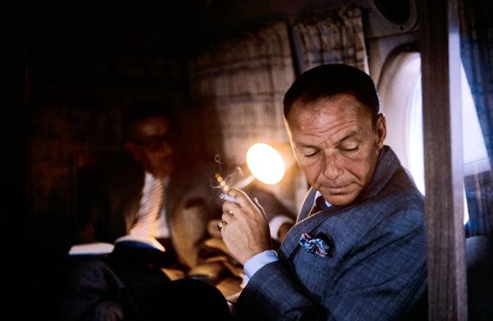 1962 frank sinatra photo ted allan