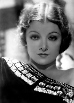 Myrna Loy 1934