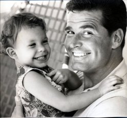 Gigi and James Garner