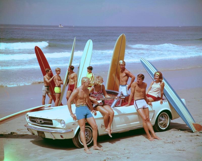 surfers 1962