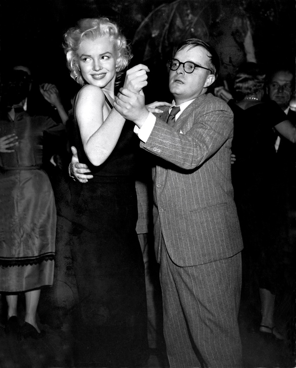 truman capote marilyn monroe essay Truman capote source for information on capote, truman: authors and artists for young adults dictionary.