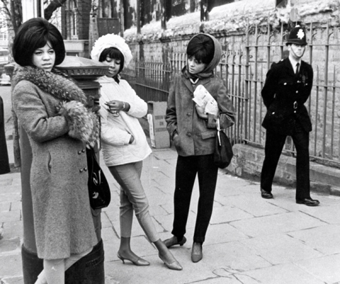 supremes in london