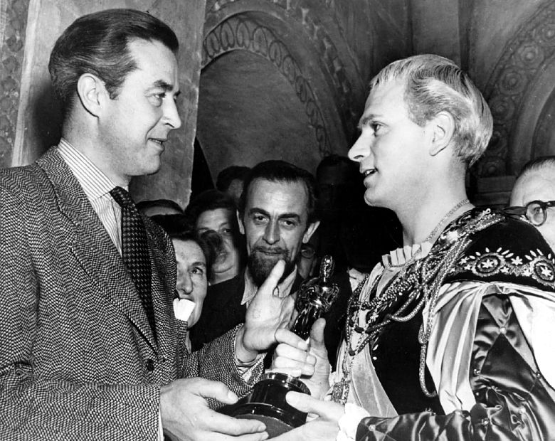 Image result for laurence olivier oscar