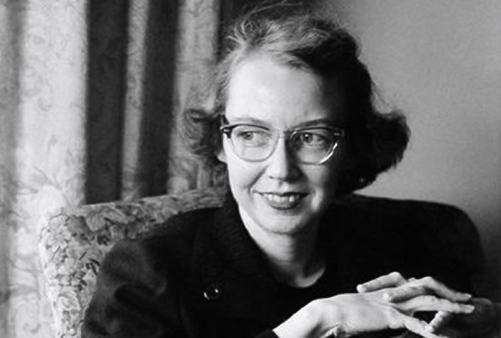 flannery o connor s a good man is Launchpad: flannery o'connor's south flannery o'connor: journey through the south, old and new  companion activity to flannery o'connor's a good man is hard.