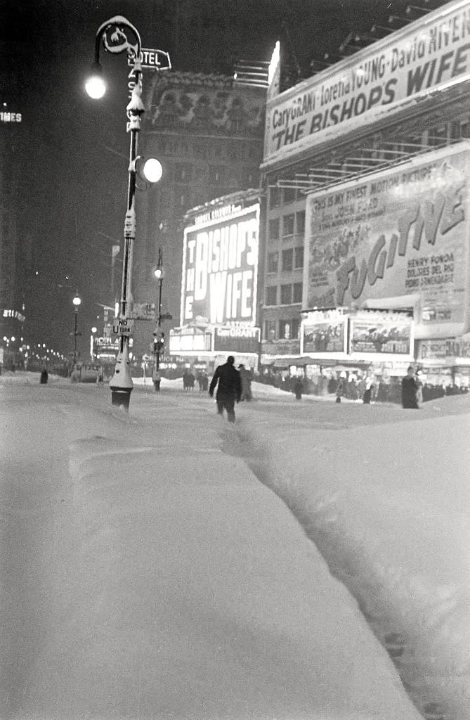 ny blizzard 1947
