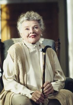 Katharine Hepburn as Cornelia Beaumont -- Photo by: Michael Tackett/NBCU Photo Bank