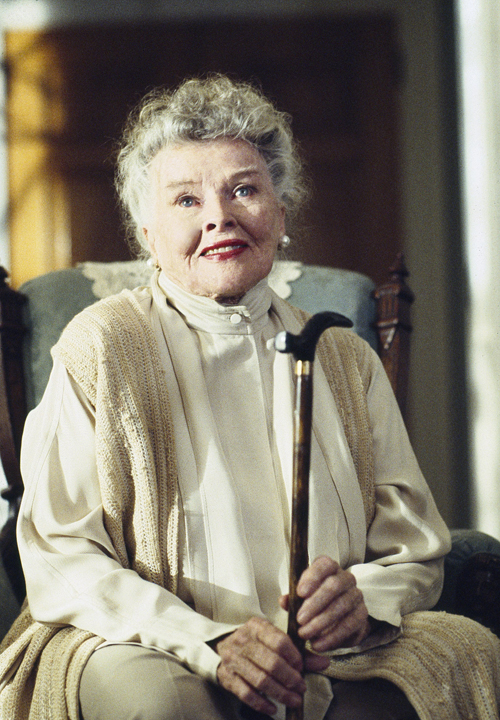 Katharine Hepburn as Cornelia Beaumont -- Photo by: Michael Tackett/NBCU Photo Bank