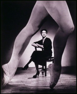 Margot Fonteyn by Angus Mcbean, bromide print, 1951