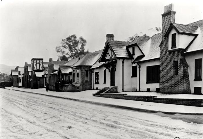 1921 Charlie Chaplin Studios