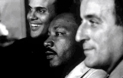 Charles Moore photograph Selma HarryBelafonte MartinLutherKing TonyBennett