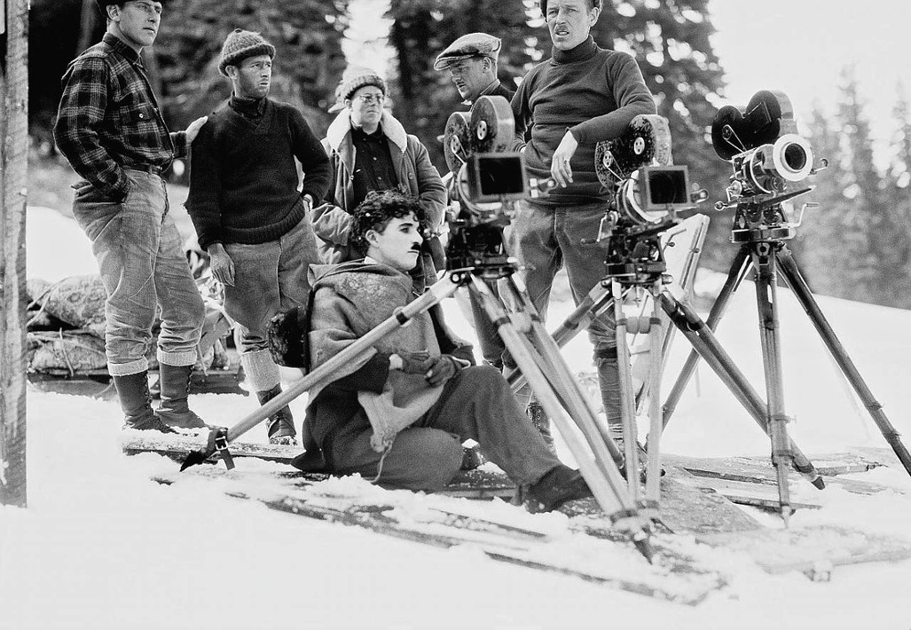 Most of Charlie Chaplin's movie, The Gold Rush (1925), was filmed at ...
