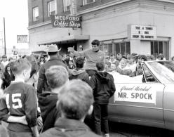 grand marshal leonard nimoy 1967
