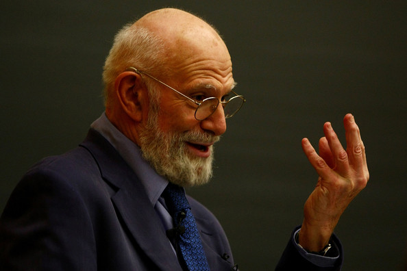 Dr. Oliver Sacks, photo by Chris McGrath/Getty Images