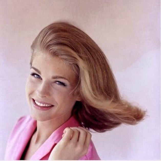 Candice Bergen by Sid Avery 1963