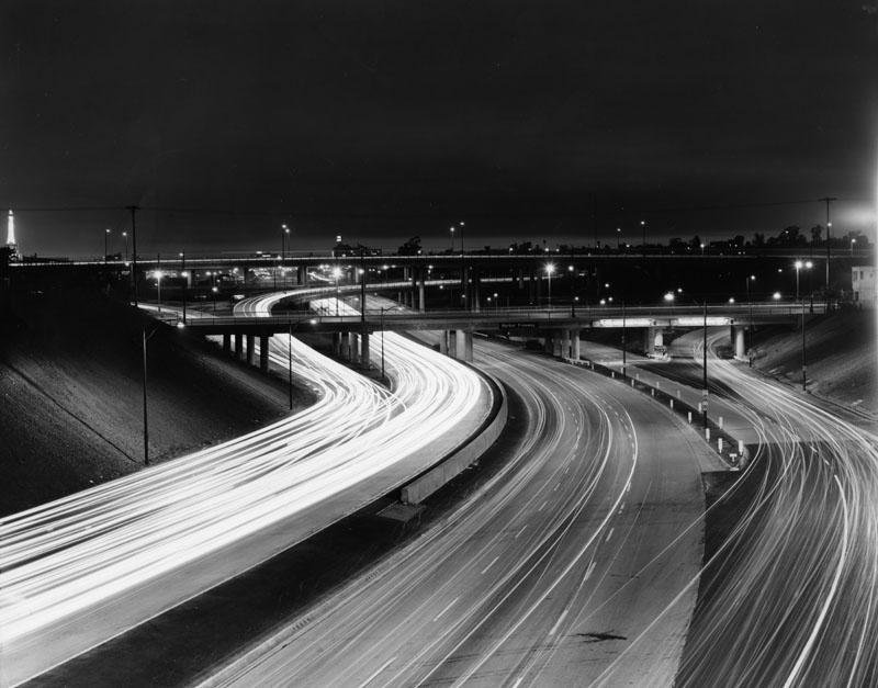 Ralph Morris photo 4way interchange LA