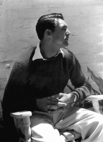 Cary Grant photographed by Imogen Cunningham, 1932