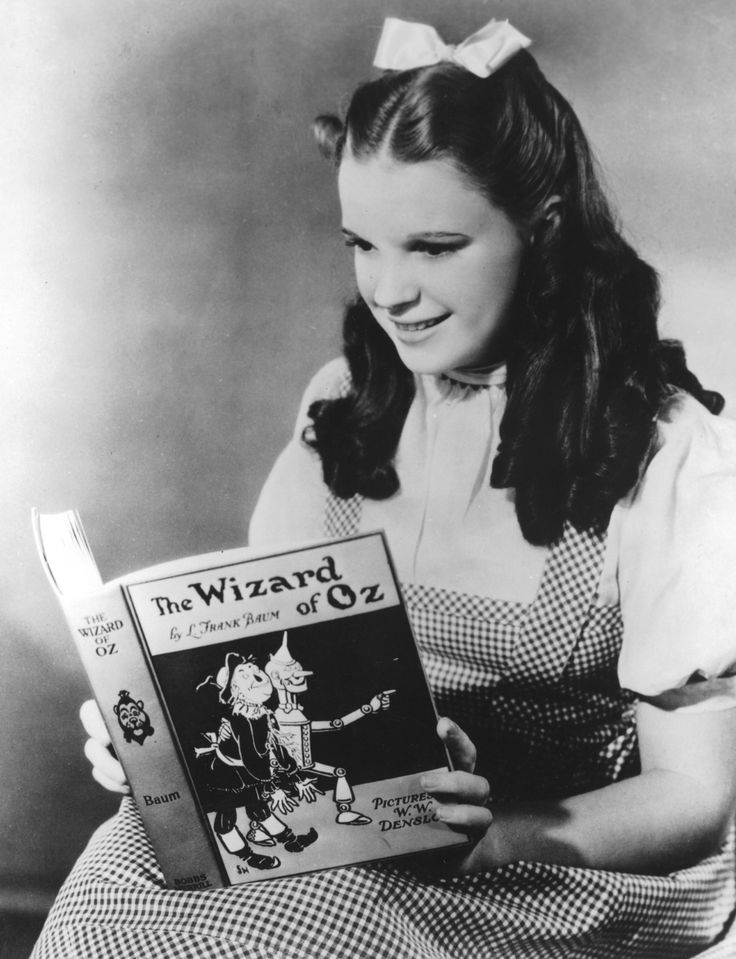 Judygarland Wizardofoz