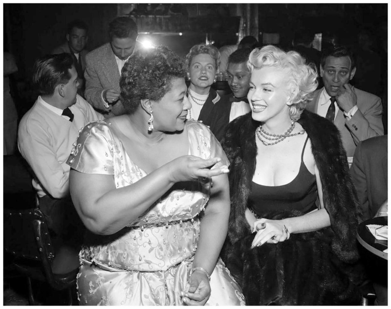 ella-fitzgerald-and-marilyn-monroe